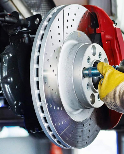 brake clutch repair